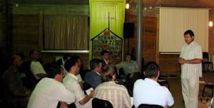 Seminar in Omsk